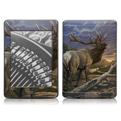 Kindle Touch Skin - Elk
