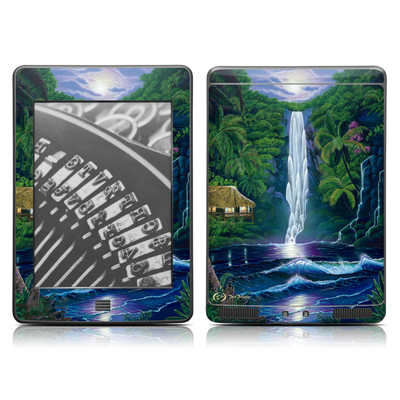 Kindle Touch Skin - In The Falls Of Light