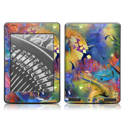 Kindle Touch Skin - Fascination