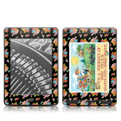 Kindle Touch Skin - Forty Year Journey