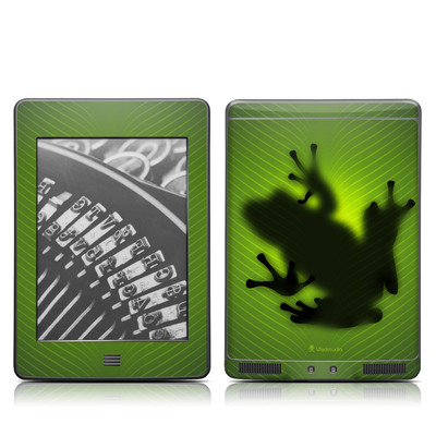 Kindle Touch Skin - Frog