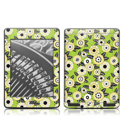 Kindle Touch Skin - Funky