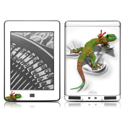 Kindle Touch Skin - Gecko