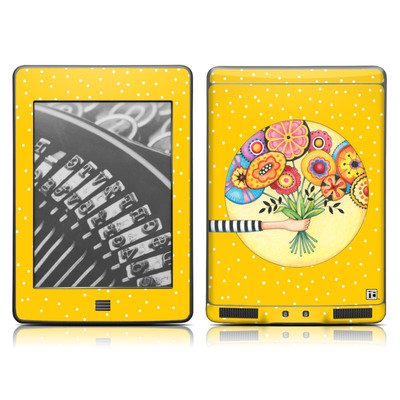 Kindle Touch Skin - Giving