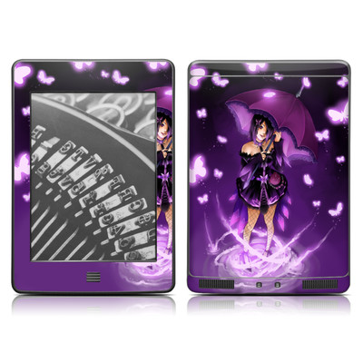 Kindle Touch Skin - Gothic