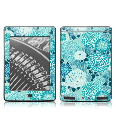 Kindle Touch Skin - Happy