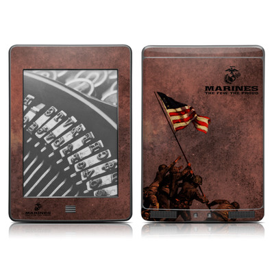 Kindle Touch Skin - Honor