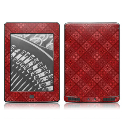 Kindle Touch Skin - Humidor