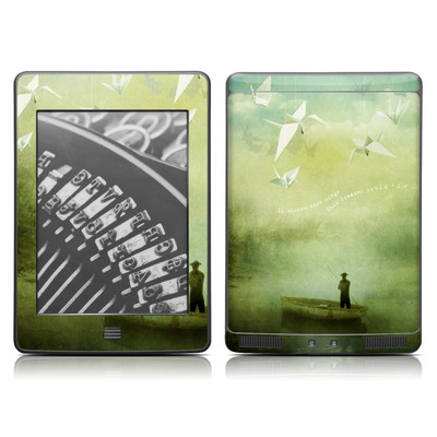 Kindle Touch Skin - If Wishes