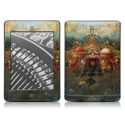 Kindle Touch Skin - Imaginarium
