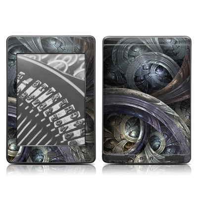 Kindle Touch Skin - Infinity