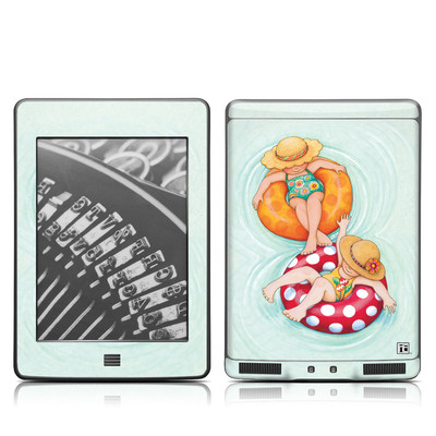Kindle Touch Skin - Inner Tube Girls