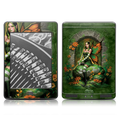 Kindle Touch Skin - Jade Fairy