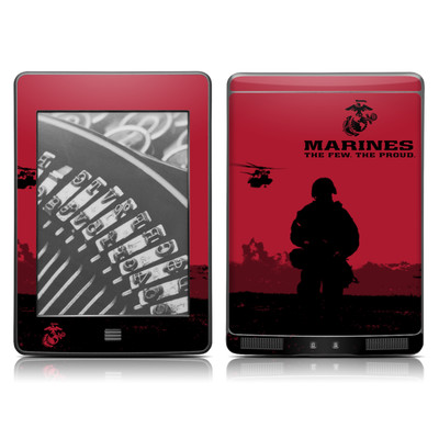 Kindle Touch Skin - Leadership