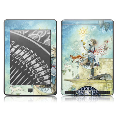 Kindle Touch Skin - Libra