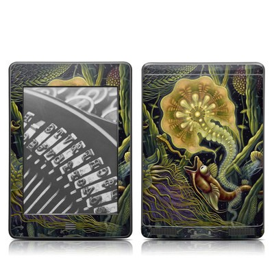 Kindle Touch Skin - Light Creatures