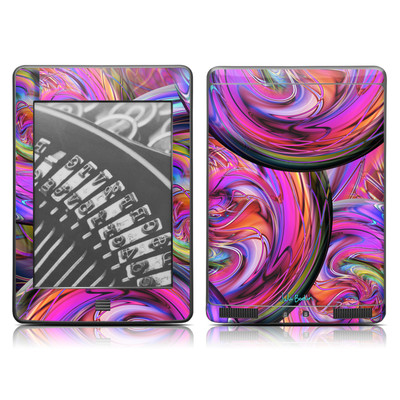 Kindle Touch Skin - Marbles