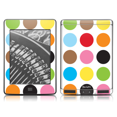Kindle Touch Skin - Multidot