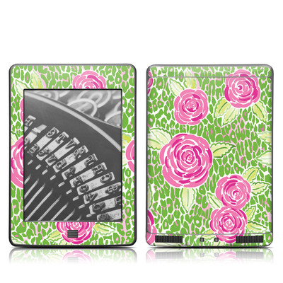 Kindle Touch Skin - Mia