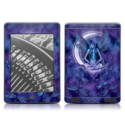 Kindle Touch Skin - Moon Fairy