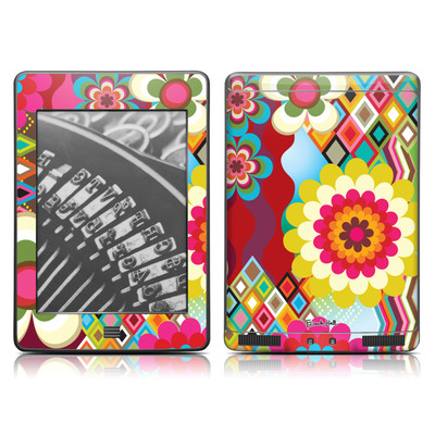 Kindle Touch Skin - Mosaic