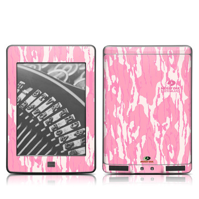 Kindle Touch Skin - New Bottomland Pink