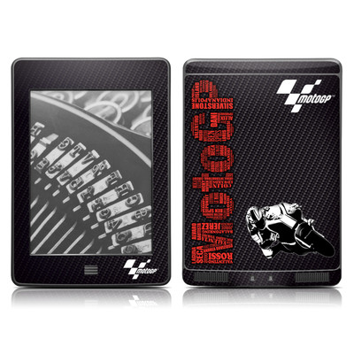 Kindle Touch Skin - MotoGP