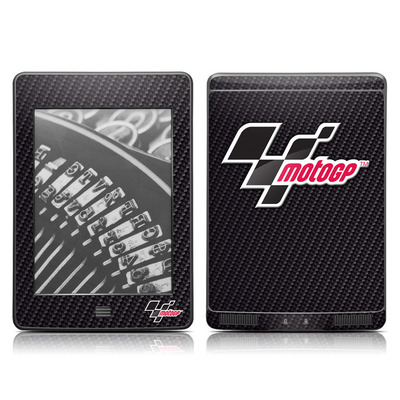 Kindle Touch Skin - MotoGP Carbon Logo