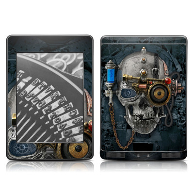 Kindle Touch Skin - Necronaut
