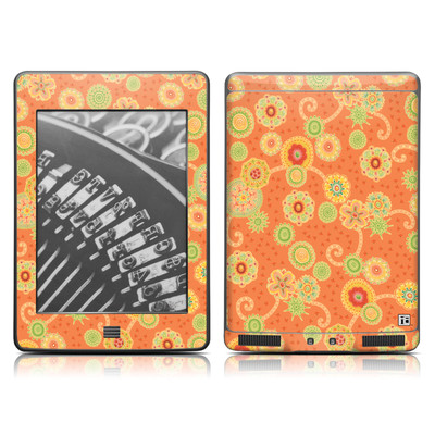 Kindle Touch Skin - Nina