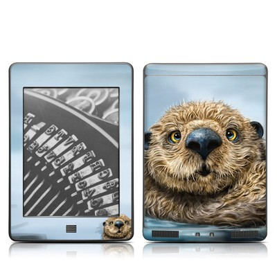 Kindle Touch Skin - Otter Totem