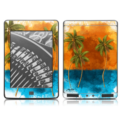 Kindle Touch Skin - Palm Trio