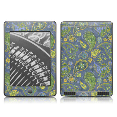 Kindle Touch Skin - Pallavi Paisley