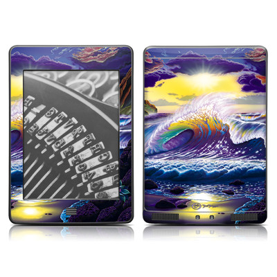 Kindle Touch Skin - Passion Fin