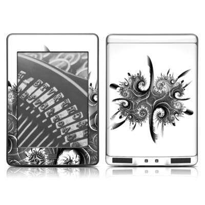 Kindle Touch Skin - Rorschach