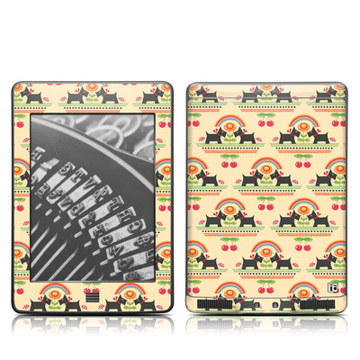 Kindle Touch Skin - Scotties