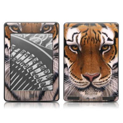 Kindle Touch Skin - Siberian Tiger