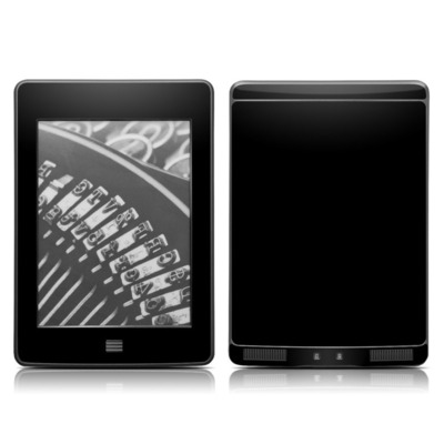 Kindle Touch Skin - Solid State Black