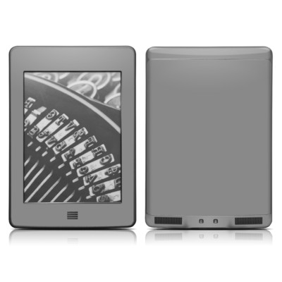 Kindle Touch Skin - Solid State Grey