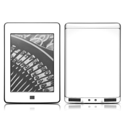 Kindle Touch Skin - Solid State White