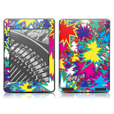 Kindle Touch Skin - Starzz
