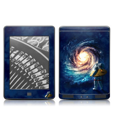 Kindle Touch Skin - Stellar Surfer