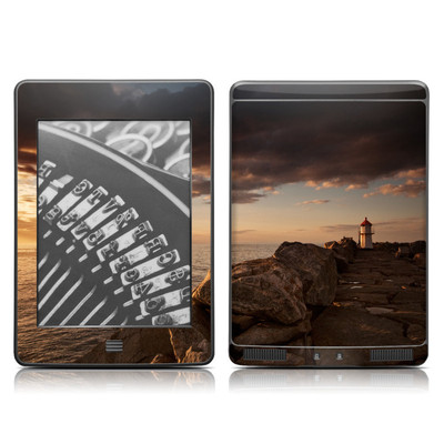 Kindle Touch Skin - Sunset Beacon