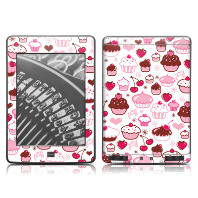 Kindle Touch Skin - Sweet Shoppe