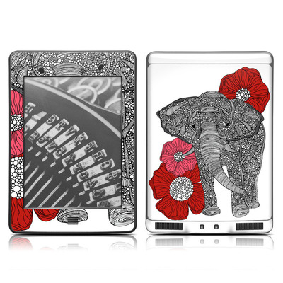 Kindle Touch Skin - The Elephant