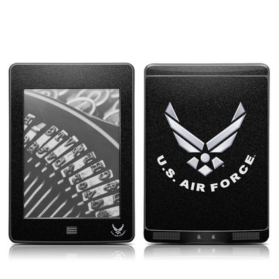Kindle Touch Skin - USAF Black