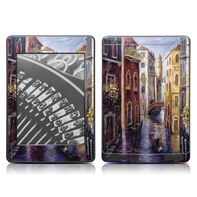 Kindle Touch Skin - Venezia