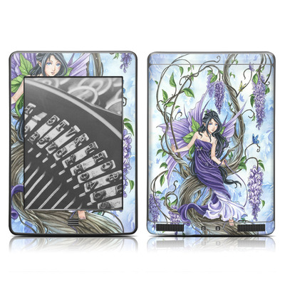 Kindle Touch Skin - Wisteria