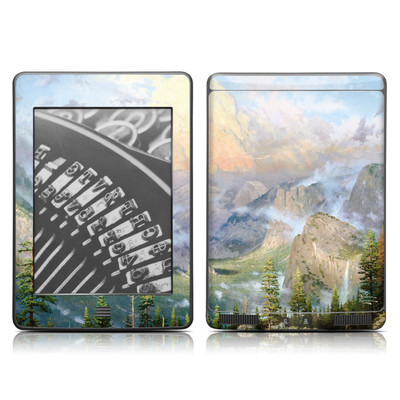 Kindle Touch Skin - Yosemite Valley