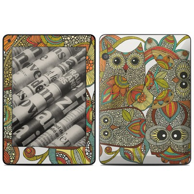 Amazon Kindle Voyage Skin - 4 owls